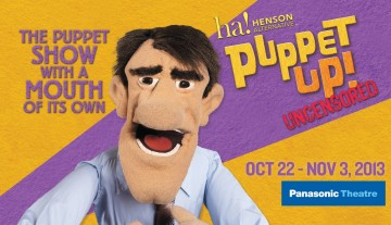 Puppet Up! -Uncensored