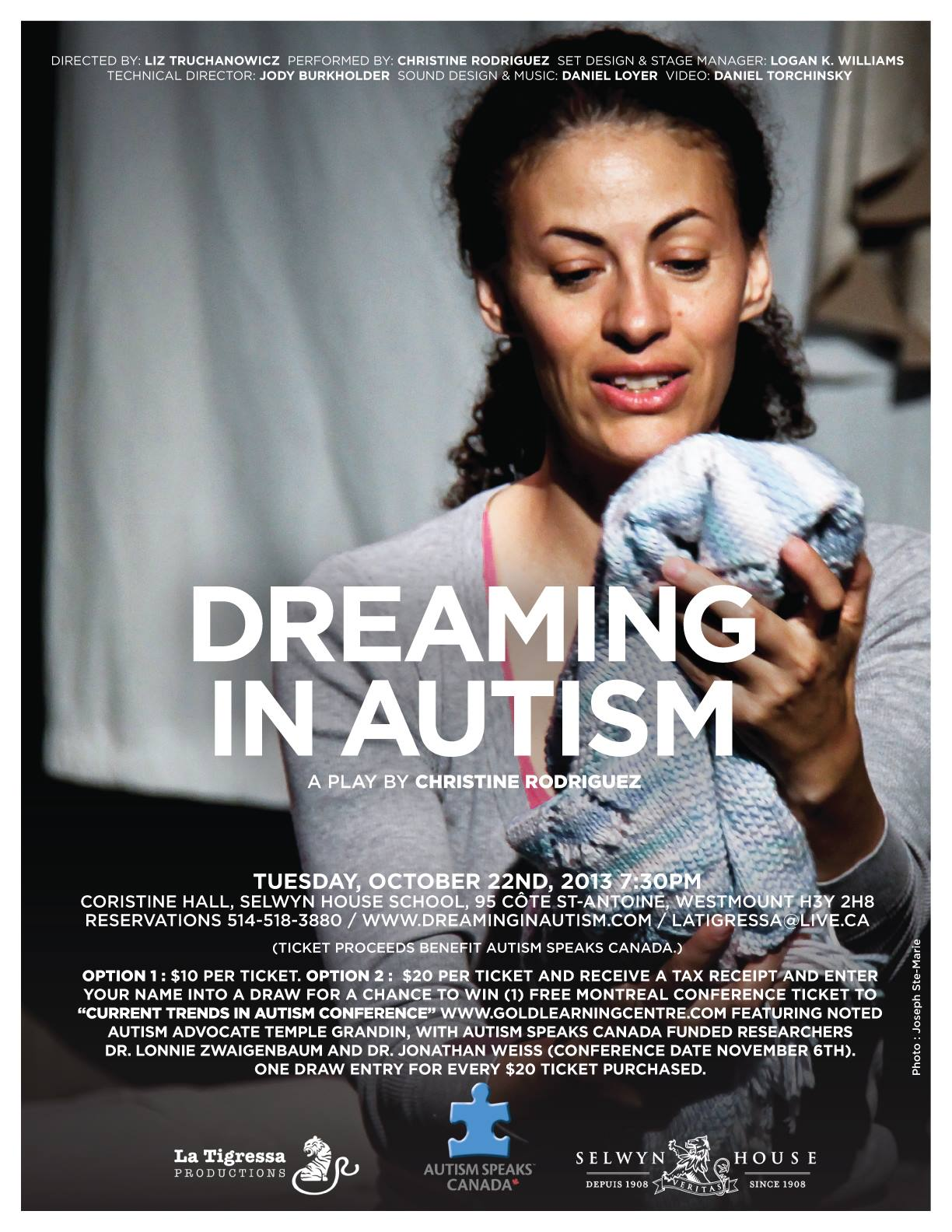 Theatre: Dreaming In Autism