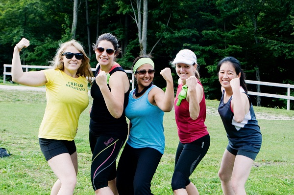 CLOSED: Win a Fierce Fall Fitness Retreat at Horseshoe Resort!