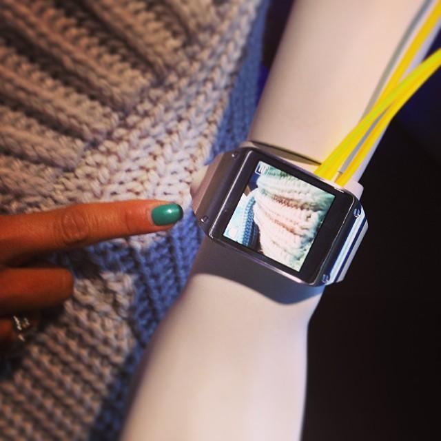 Tech Report: Samsung Launches Wearable Tech
