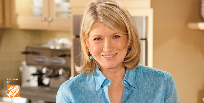 Martha Stewart is Coming to the DELICIOUS Food Show!