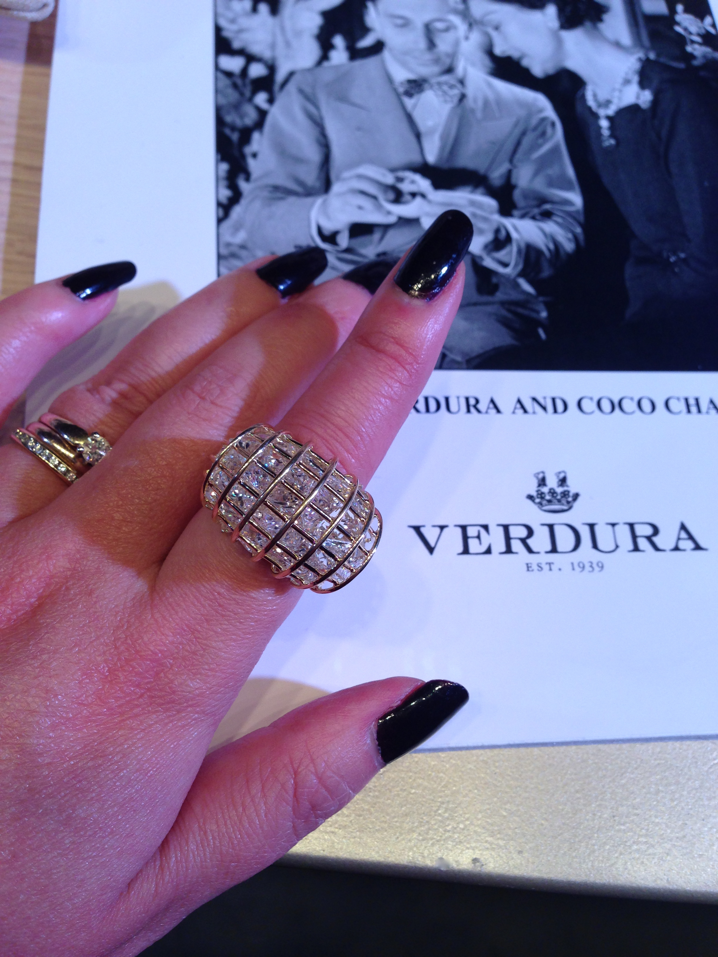 Luxury Jeweller Verdura & Coco Chanel