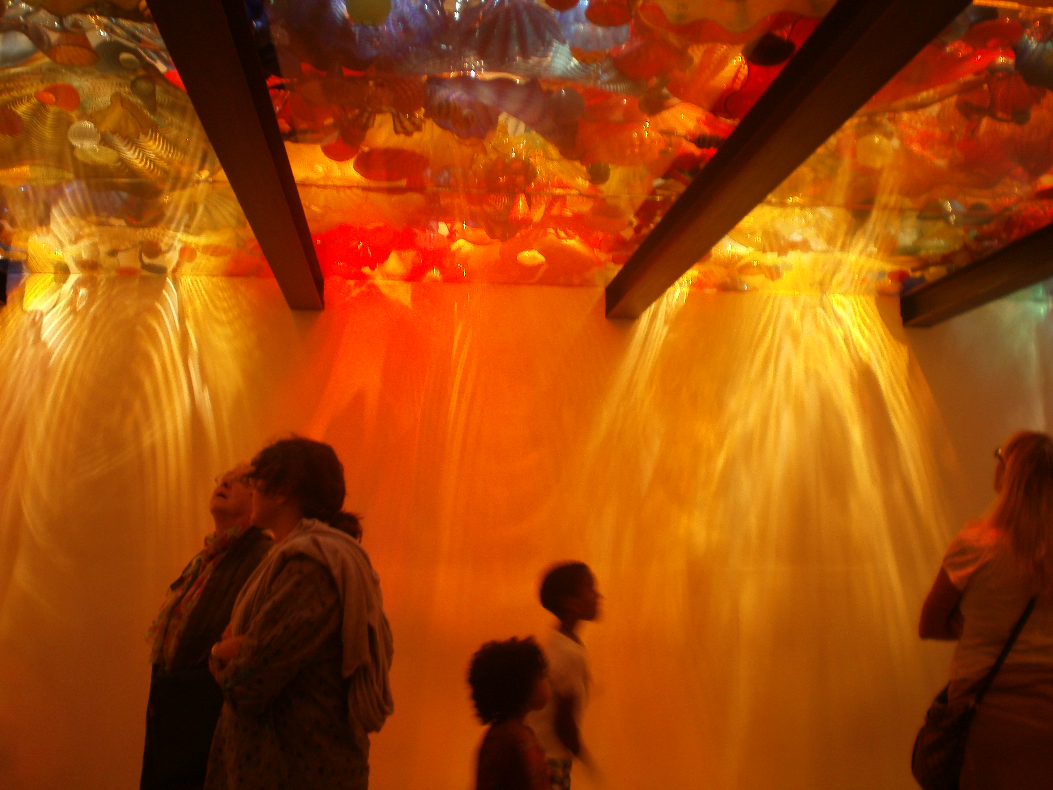 Chihuly Exhibit – Montreal