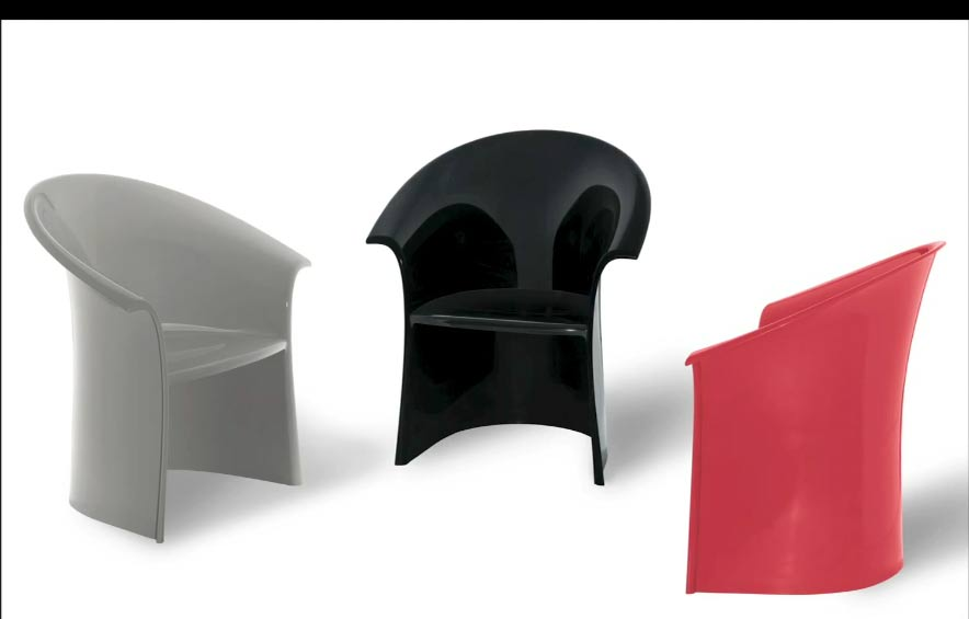 The Vignelli Chair