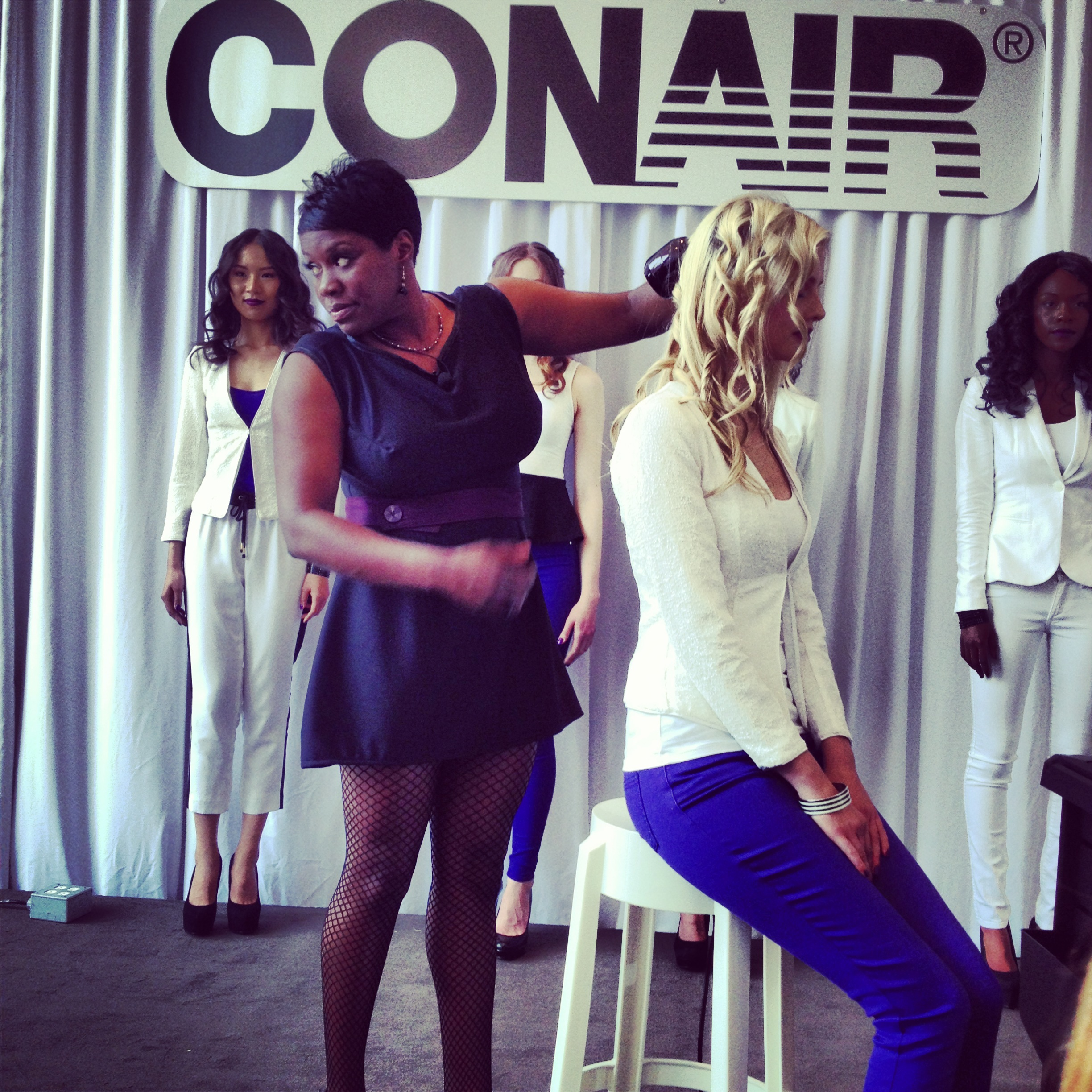 Living In The Age of Miracles…with Conair Curl Secret
