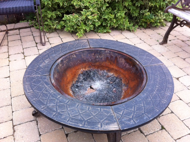 One Man's Trash is Another Man's Fire Pit