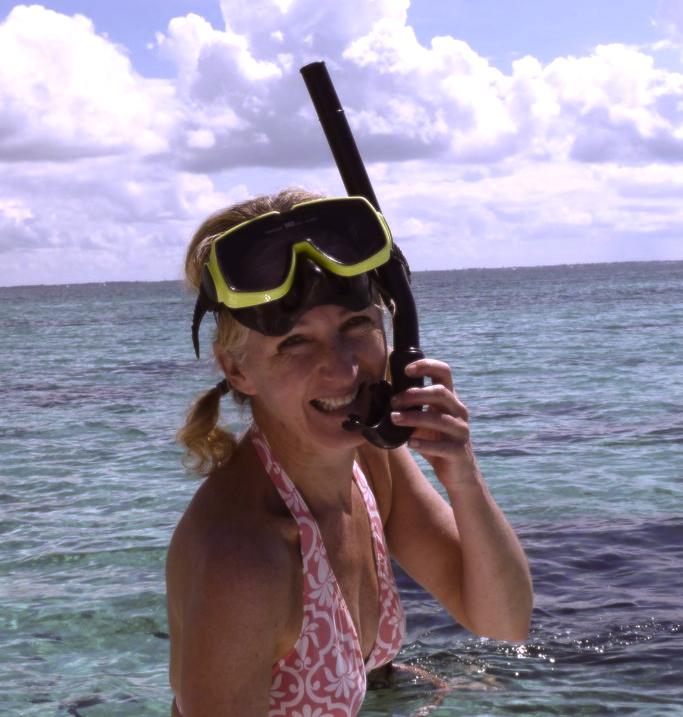 me snorkeling 2013