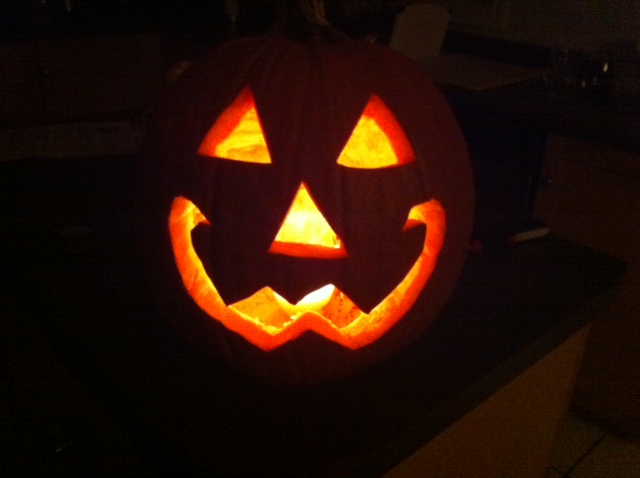 Halloween (the pre-show)
