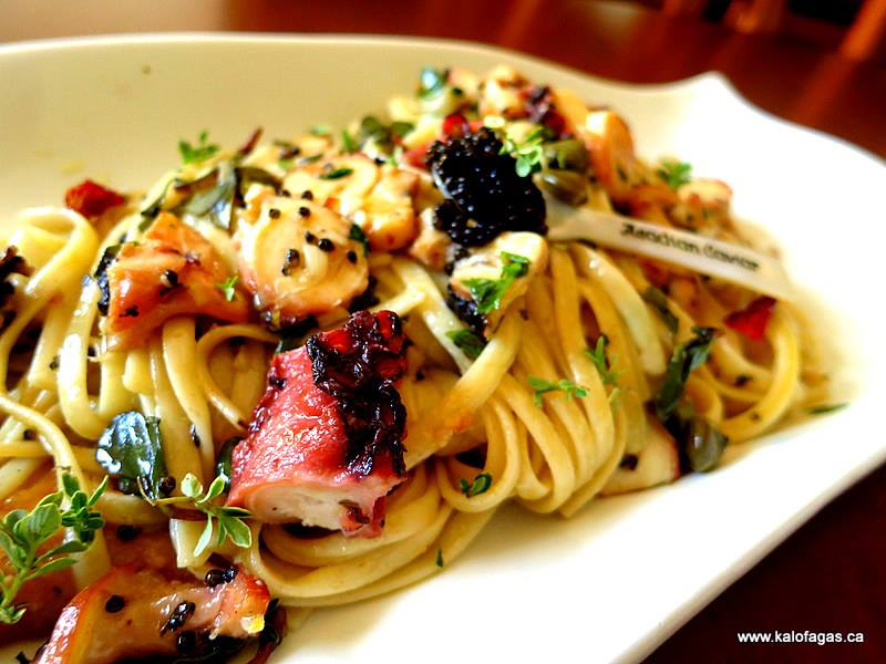 Chef Peter Minaki and Everything Mediterranean!