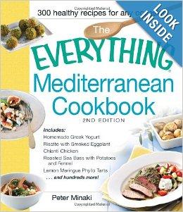 Everything Mediterranean Cookbook