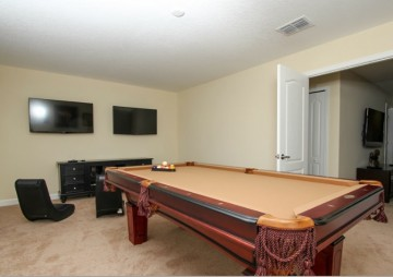 Gaming? Pool anyone? Your kids will love it!