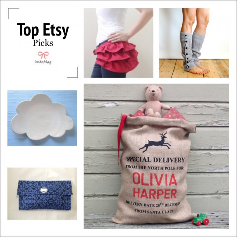 Sonya's Etsy Picks