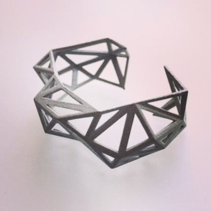 Cuff by ArchtypeZ on Etsy
