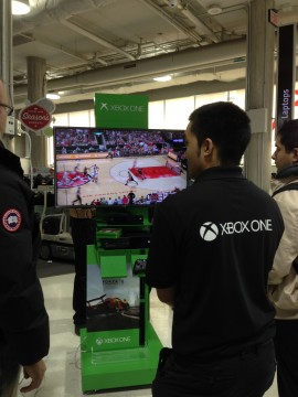 Xbox One at Future Shop