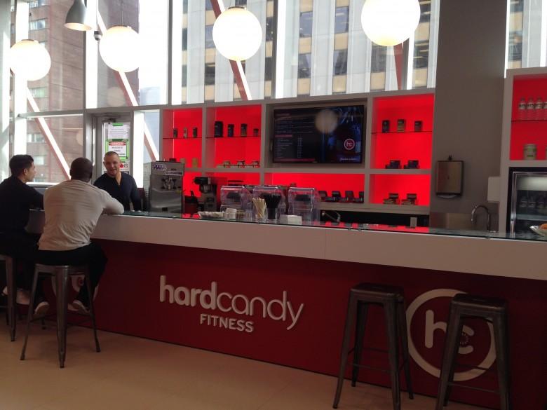 Hard Candy Fitness Toronto / Photo credit: Sonya Davidson
