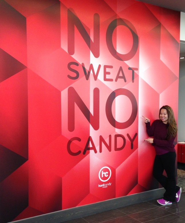 Hard Candy Fitness Toronto (photo credit: Sonya Davidson)