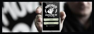 Movember App 2013