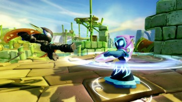 Skylanders SWAP Force_Ninja Stealth Elf_Star Strike PVP