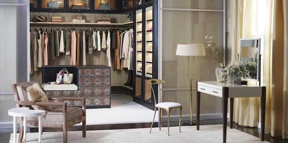 Five Ways an Organized Closet Makes You Feel Like a Rock Star.