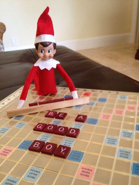 Elf On The Shelf Ideas For Bad Kid