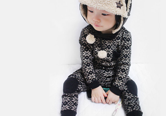 Cute Kids PJs from HelloDearKids