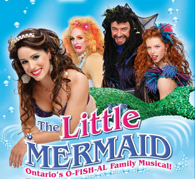 "Theatre Review: Ross Petty's ""The Little Mermaid"""