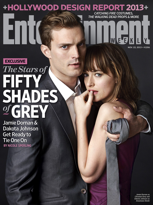 "First Peek: ""Fifty Shades of Grey"" Character Photos"