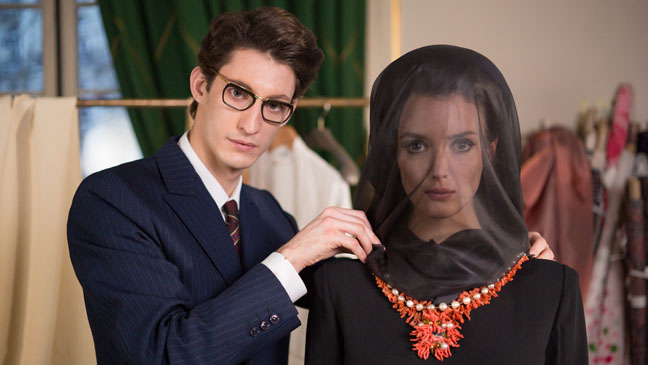 "Trailer: ""Yves Saint Laurent"""