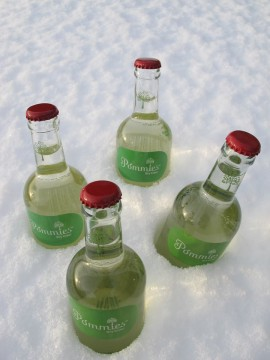 Pommies Dry Cider