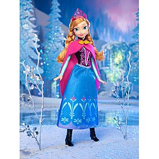 Frozen-Anna-doll