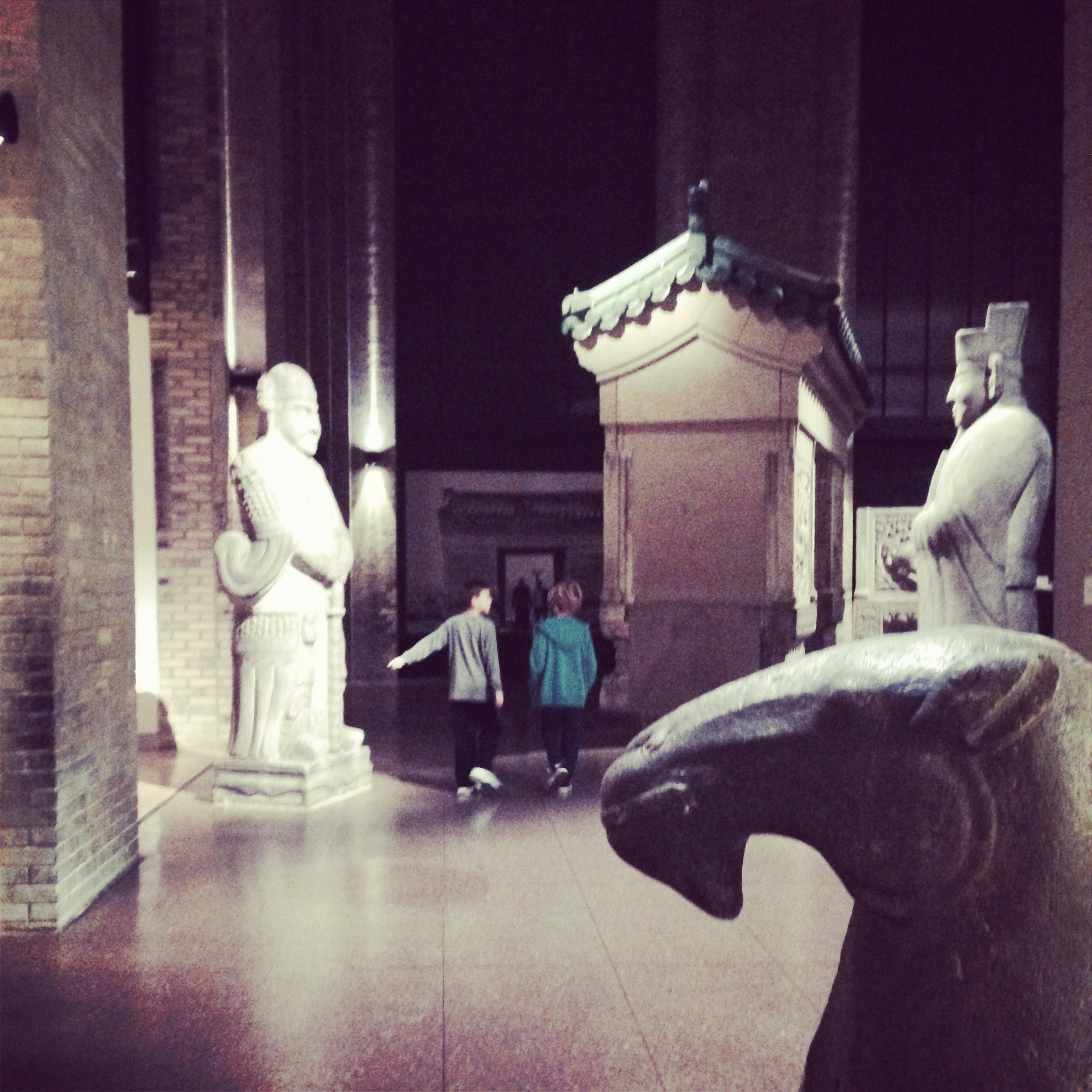 Night at the Museum: When Everything Comes to Life