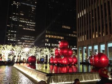 NYC Holidays - PHoto credit Sonya D.