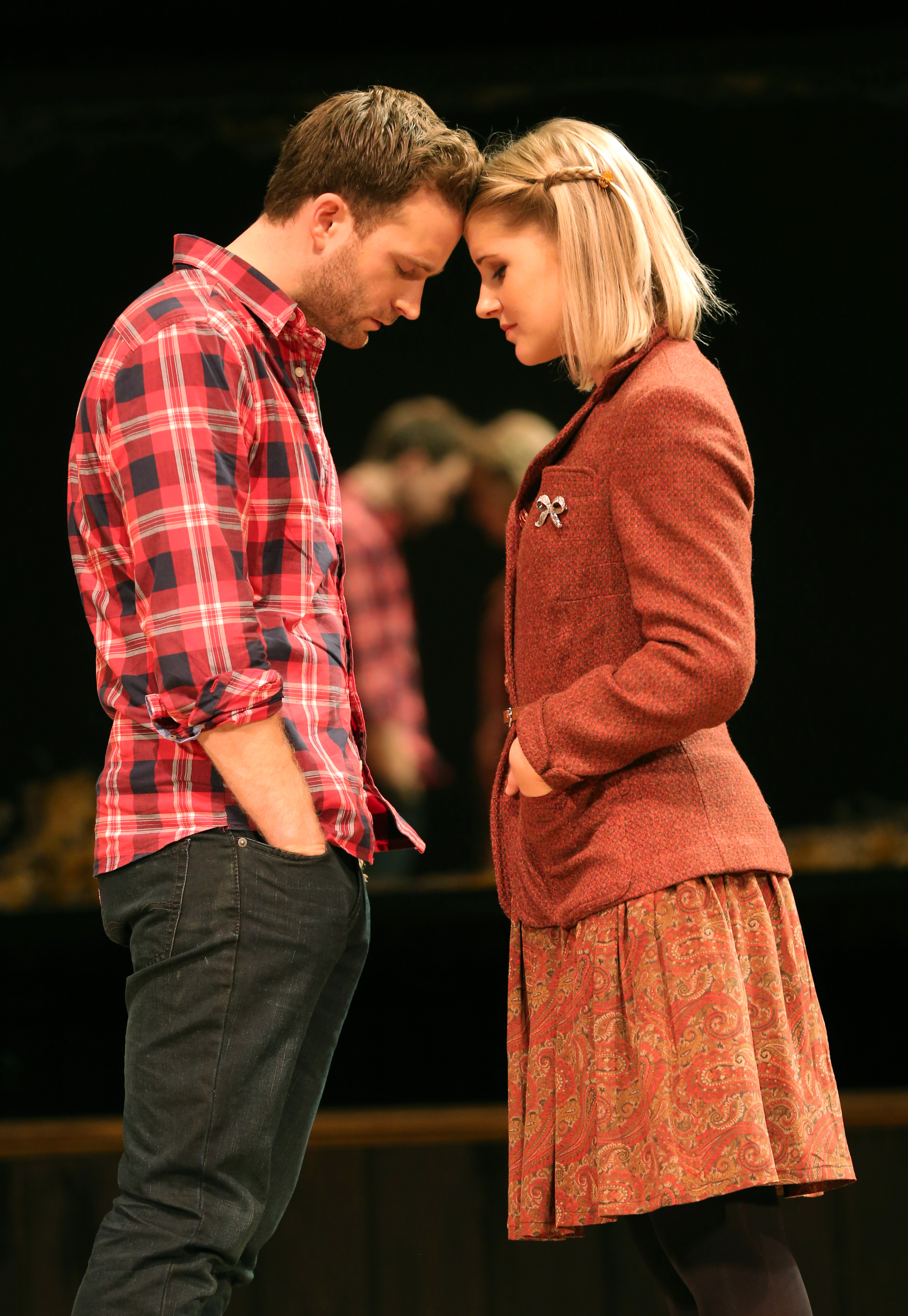 Theatre Review: ONCE holds you tight and doesn't let go.