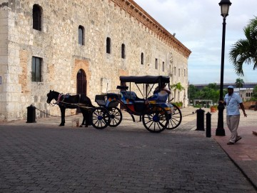 Santo Domingo is full of culture and history. It is the oldest continuously inhabited European settlement in the Americas.