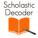 Scholastic Decoder: December 2013 Edition