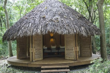 Send the kids to the zipline and enjoy a couples massage at the spa.