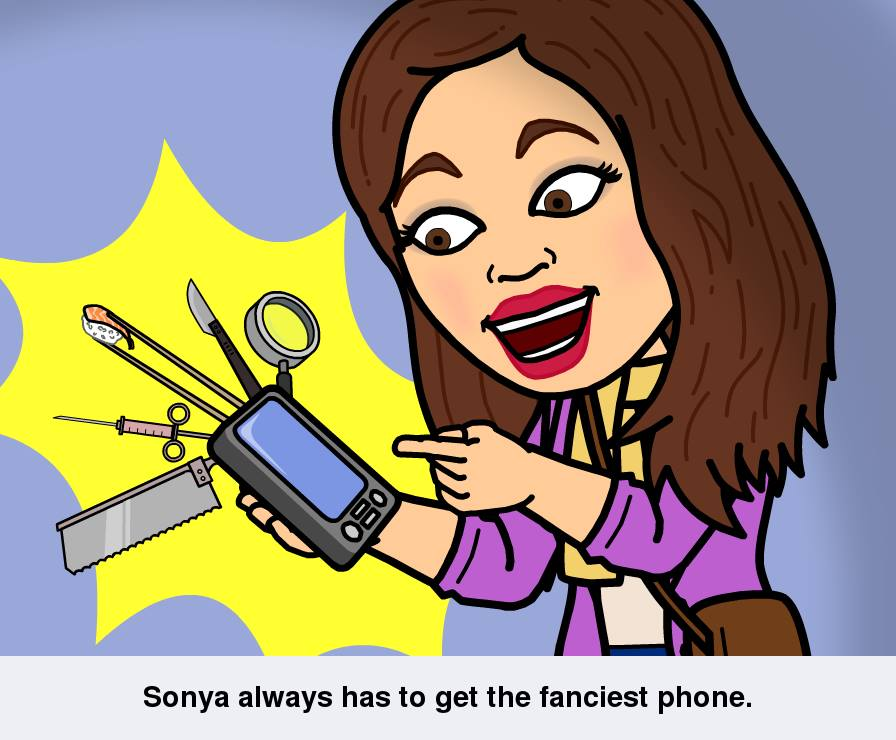 APP OF THE WEEK: Bitstrips comics starring you and your friends