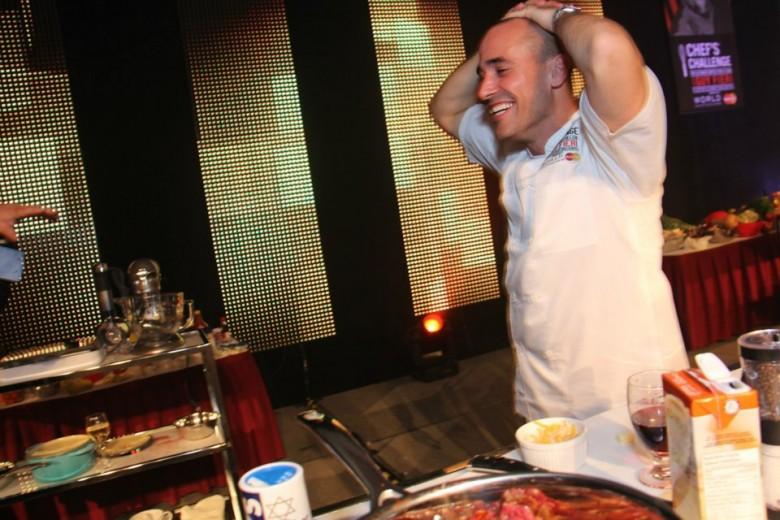 David Rocco / Photo Courtesy of Chef's Challenge 2012