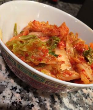 Kimchi / Photo Credit: Sonya Davidson