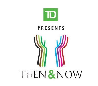 TD Then & Now Logo