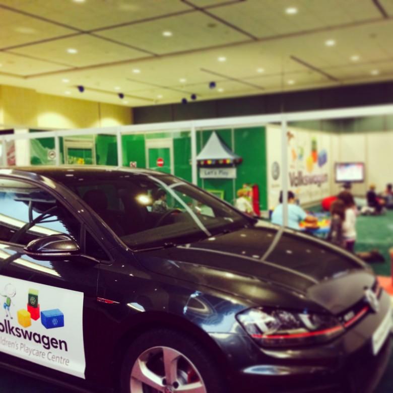 Volkswagen Playcare Centre