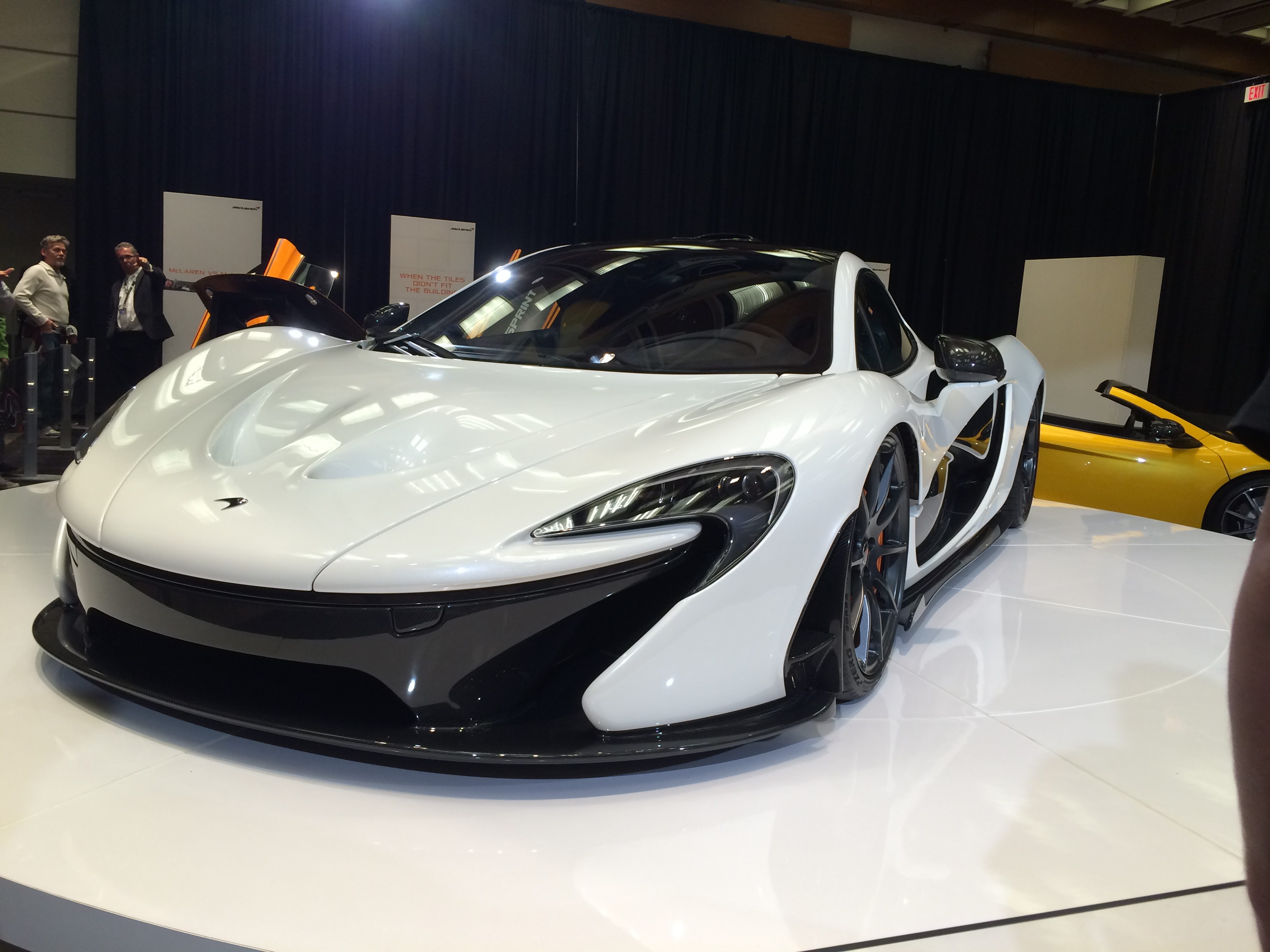 Top 5 Cool Things at the Canadian Int'l Auto Show