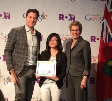 Google Canada Press Conference (photo credit: Sonya Davidson)