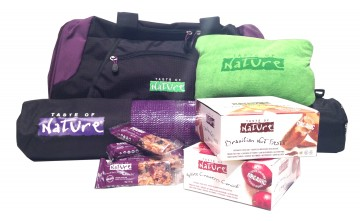 Taste of Nature Prize Pack - White