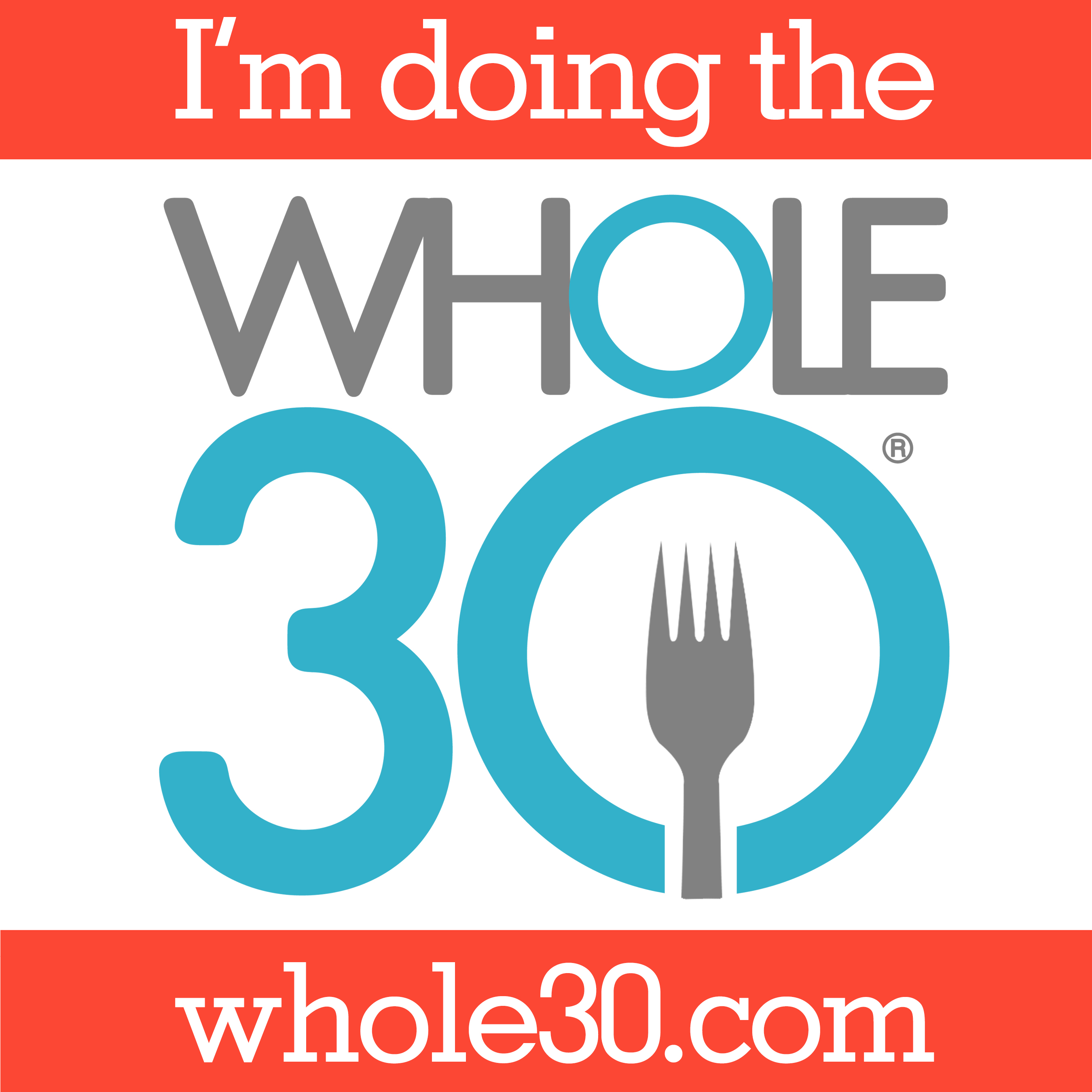 Whole30, Here I Come!