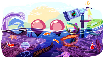 Google Canada Unveils Winning Doodles by Kids!