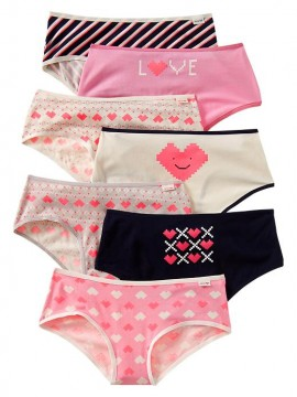 Hipster briefs for your girl.