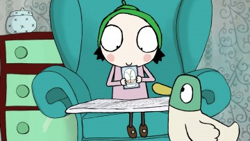 Sarah & Duck: Lots of Shallots - Photo courtesy of TIFF