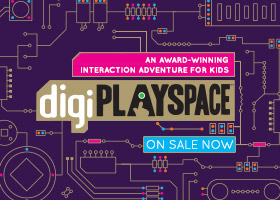 Exploring the TIFF Kids digiPlaySpace!