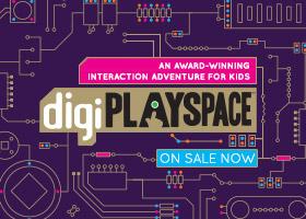 Exploring the TIFF Kids digiPlaySpace!